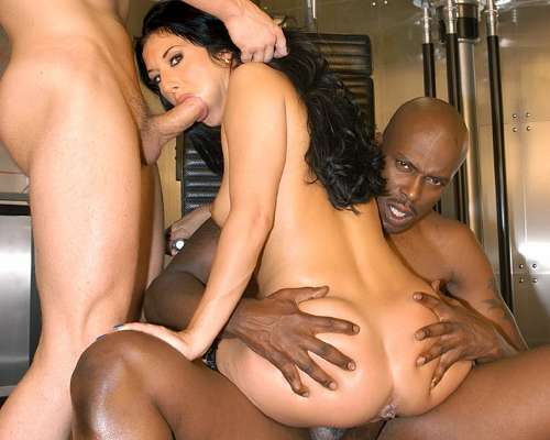 Lexington Steele - black Pornostar